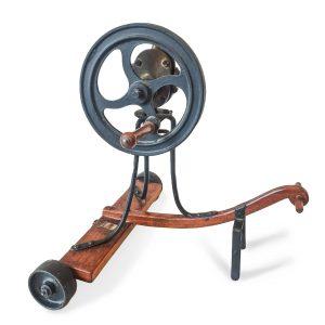 Modellino di Pompa Idraulica per Irrigazione