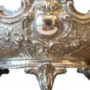 antica giardiniera in argento 2