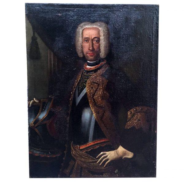 Ritratto di Gentiluomo in Uniforme