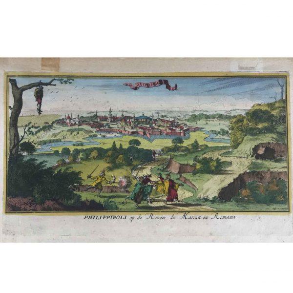 Veduta di Philippipoli