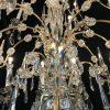 Grande Lampadario Antico in Cristallo 8