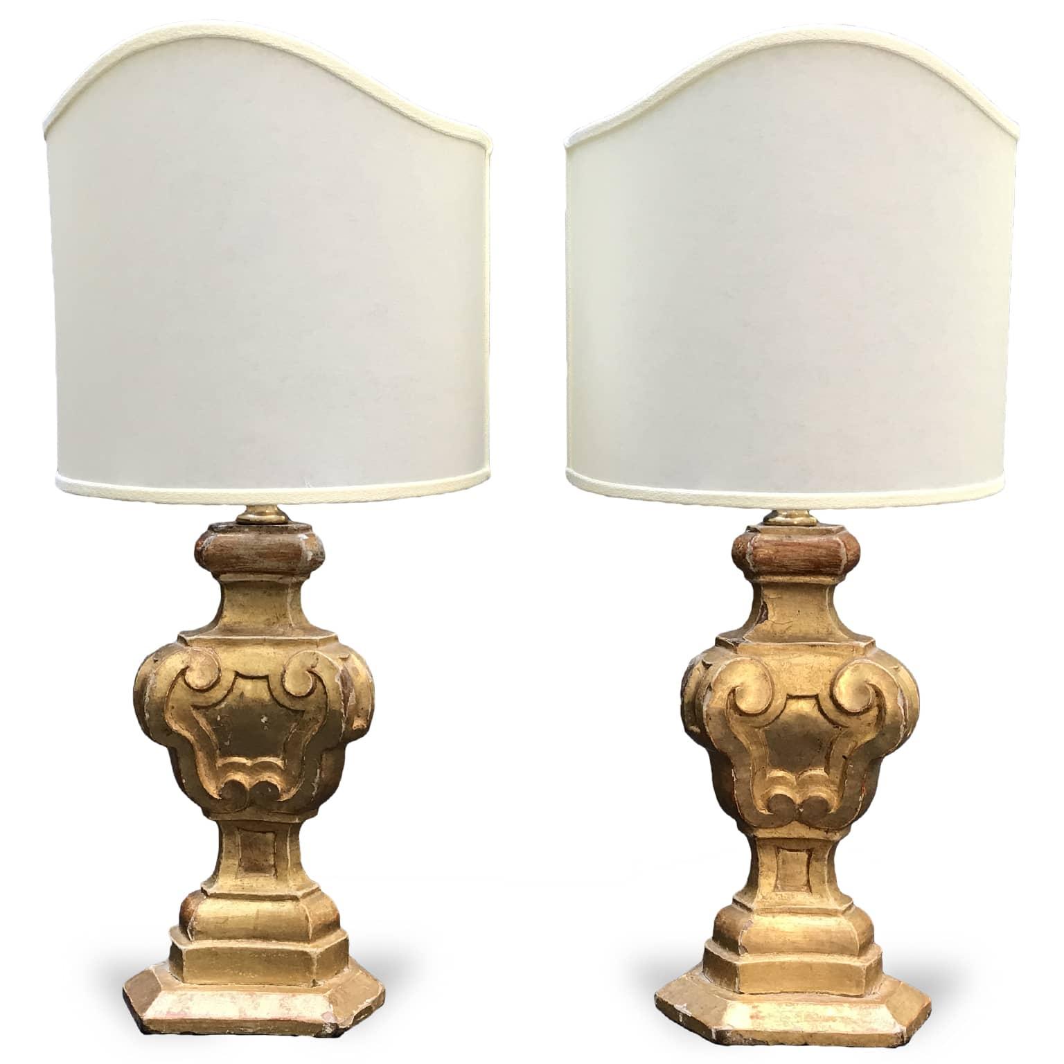 Coppia di lampade antiche da comodino - Ebay lampade da tavolo antiche ...