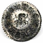 Piatto-In-Argento-con-Bambini-e-Grottesche-1800-d