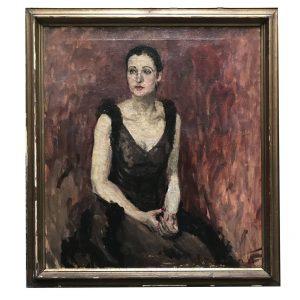 M. Novati, Ritratto di Paola Borboni, 1931