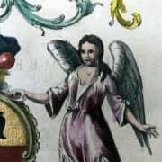 A. Jacobs, Stemma della famiglia Chedworth, 1766-69 A283 c