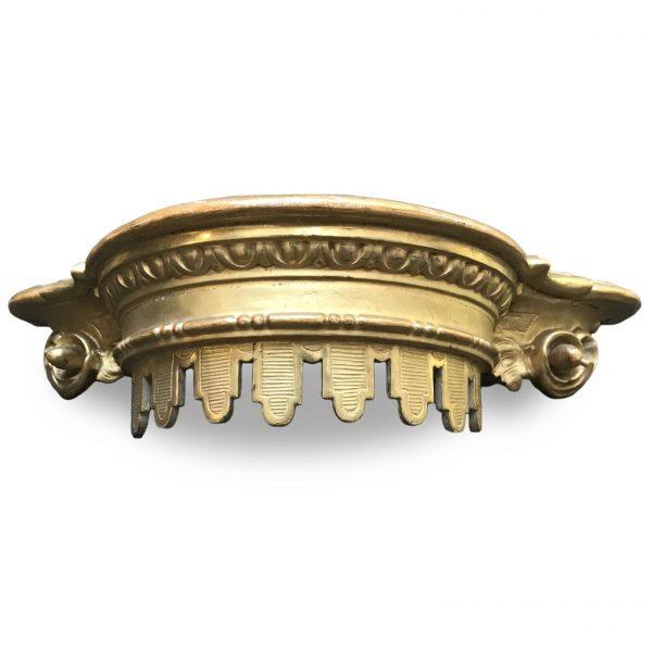 Corona da Tronetto Dorata