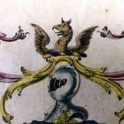 Alexander Jacobs, Stemma di Lord Baulieu, Londra 1766-69 b