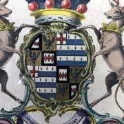 A. Jacobs, Stemma della Famiglia Salmouth, 1766-69 d