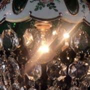 Lampadario-da-ingresso-in-Vetro-Decorato-e-Cristallo-del-1950-circa-6