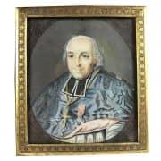 Miniatura-di-Prelato-del-1800-1