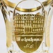 Calice-Termale-Biedermaier-in-Vetro-Decorato-in-Oro-1830-circa-5
