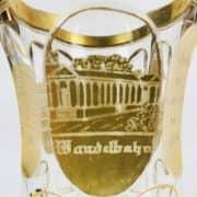 Calice-Termale-Biedermaier-in-Vetro-Decorato-in-Oro-1830-circa-6
