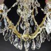 lampadario maria teresa in cristallo a 7 luci del 1950 b