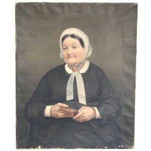 Ritratto di Signora Dipinto del 1800