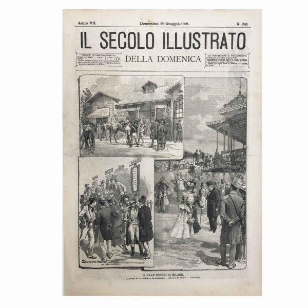 Il Gran Premio di Milano del 1895