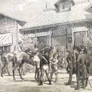 Il Gran Premio di Milano del 1895 c