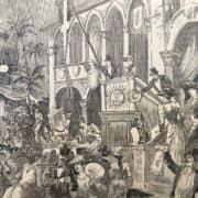 La festa di beneficenza nel Teatro della Scala la notte del 23 Maggio 1891 b