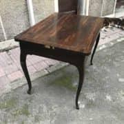 tavolo antico da salotto del 1700 c