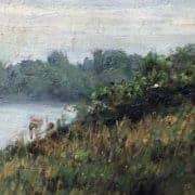 G.-Comolli-Paesaggio-Fluviale-1946-b