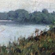 G.-Comolli-Paesaggio-Fluviale-1946-c