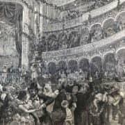 Carnevalone di Milano al Teatro Lirico di Milano nel 1895