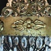 Coppia-di-Lampadari-Antichi-d'Epoca-Impero-a-16-Luci-f