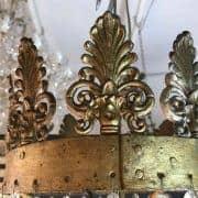 Coppia-di-Lampadari-Antichi-d'Epoca-Impero-a-16-Luci-p