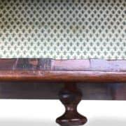 Tavolo in Noce a Bandelle del 1800 6