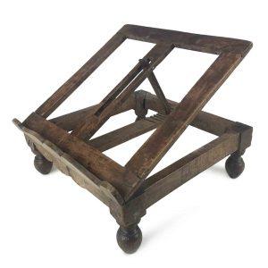 Reggilibro da Tavolo Antico degli inizi del 1800 2