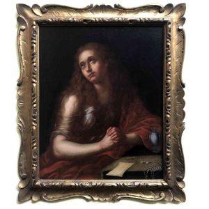 Dipinto Antico Religioso 1700