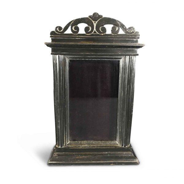Early 19th Century Italian Glass Wood Display Case