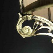 lanterna fusione bronzo la carriére h