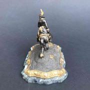 fusione-bronzo-cavaliere-d