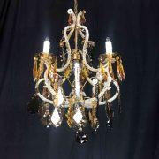 lampadario-in-cristallo-trasparente-e-ambra-b
