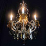 lampadario-in-cristallo-trasparente-e-ambra-c