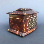 tea-caddy-scatola-regency-in-tartaruga-e