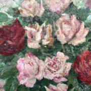 michele cascella vaso di fiori a