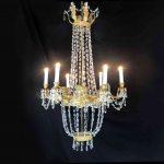 coppia-lampadari-impero-1800-i