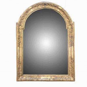 specchiera francese dorata