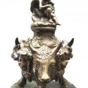 calamaio in bronzo primi 1900 b