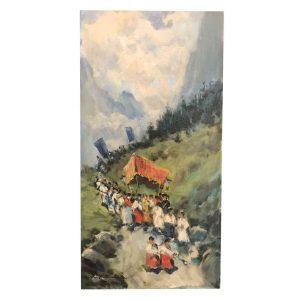 cirano castelfranchi processione 1963