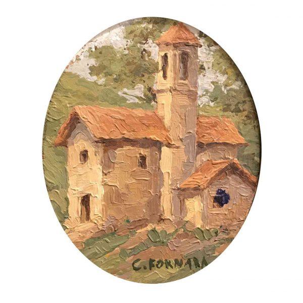 Carlo Fornara Chiesa di Prestinone