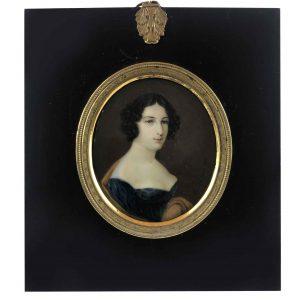 reichel ritratto di donna 1812 a