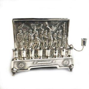 hanukkah in argento