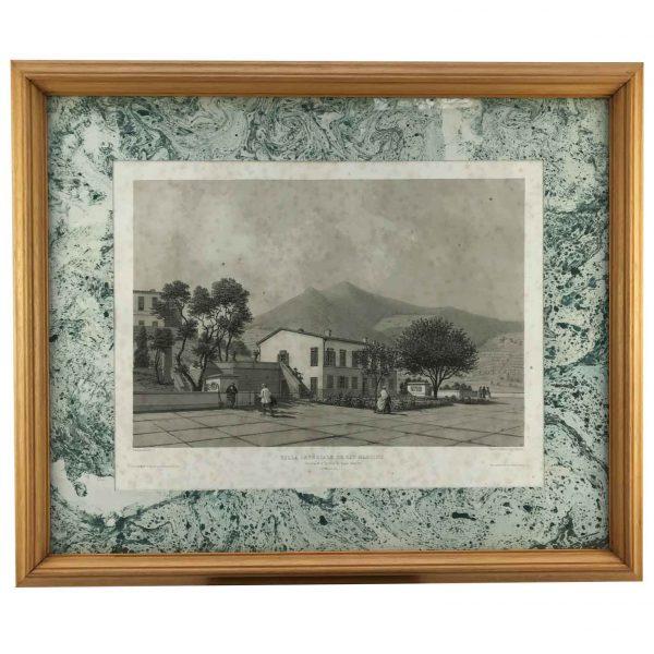 Vista della Villa Imperiale di San Martino all'Isola d'Elba
