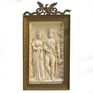 effige in avorio di napoleone bonaparte e maria luisa d'asburgo-lorena.jpg