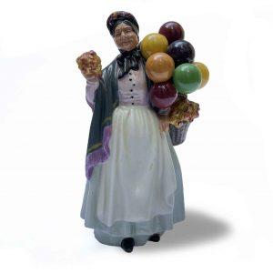 venditrice di palloncini royal doulton 1930 circa
