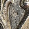 placca pettorale per la torah in argento cecoslovacca 1920 circa f